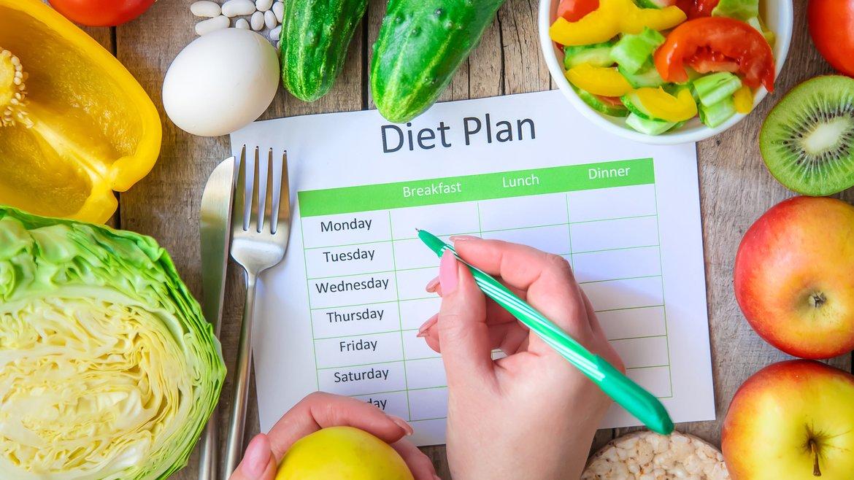 1700 Calorie Diet Plan