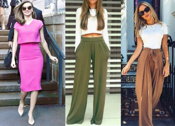 Fashion Tips To Look Taller - Wardrobe And Body Shape