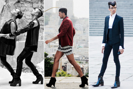 High Heels For Men