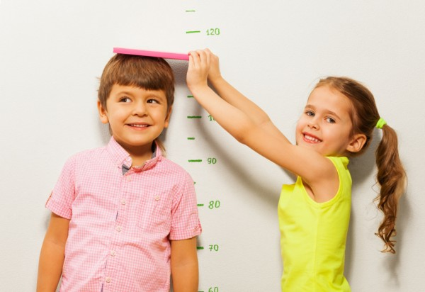 Predict Your Child's Future Height With This Height Predictor