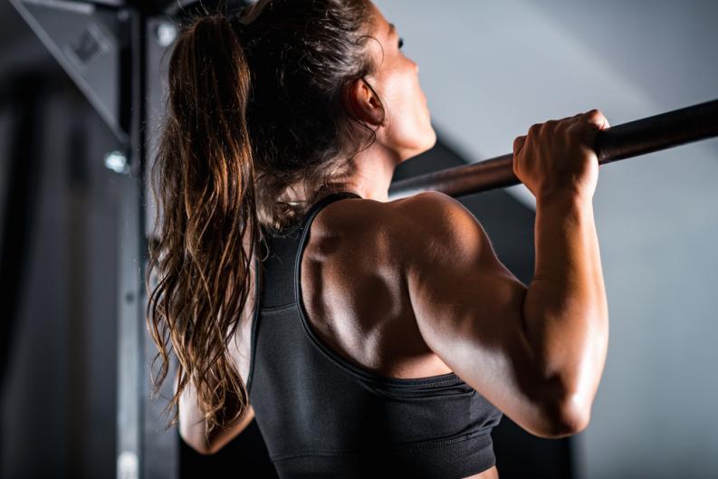 A-grow-bics - Strength Training