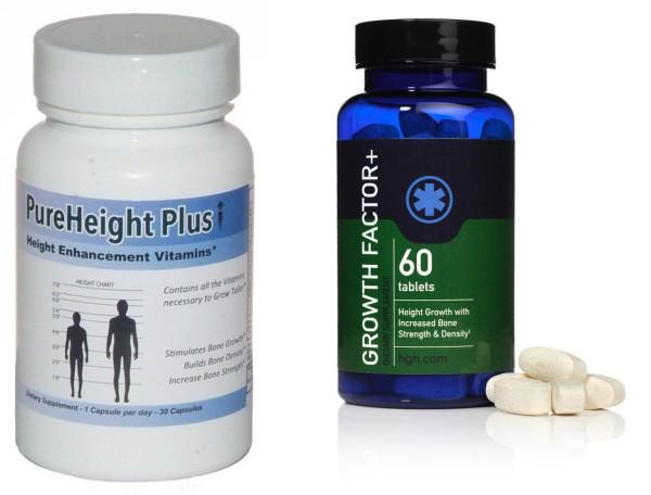 PureHeight Plus Vs Growth Factor Plus