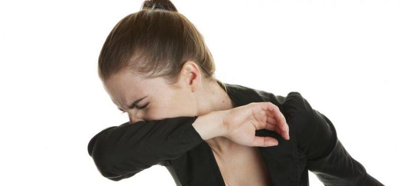 Always Sneeze Into Your Elbow
