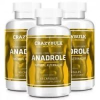 Anadrole Review: Muscle Gain Pill