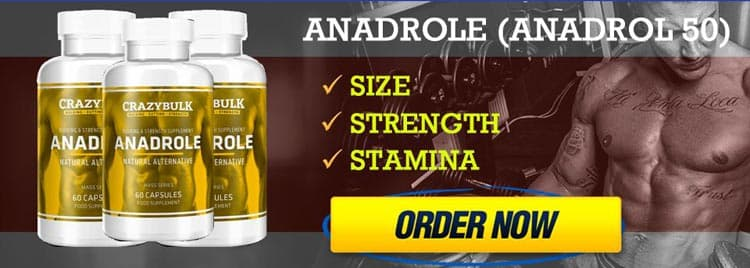Anadrole Offer