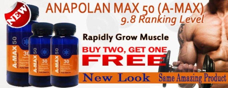 Buy Anapolan Max 50