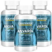 Anvarol Review: Crazy Bulk ATP Booster