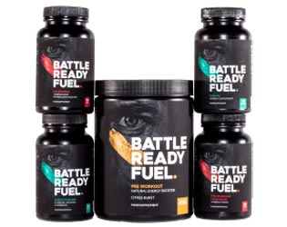BRF Diet & Weight Loss Stack
