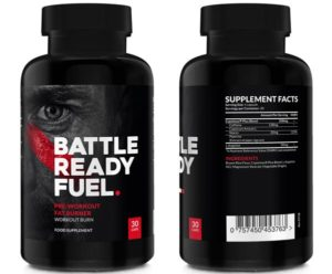 BRF Pre Workout Fat Burner