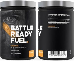 Battle Ready Fuel Creatine