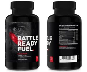 Battle Ready Fuel Fat Burner