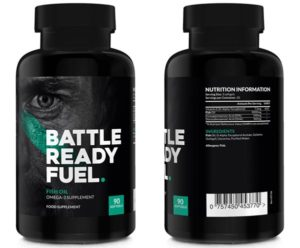 Battle Ready Fuel Fish Oil
