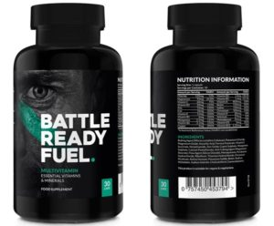 Battle Ready Fuel Multivitamin
