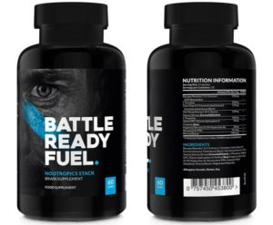 Battle Ready Fuel Nootropics