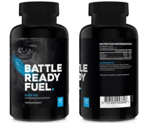 Battle Ready Fuel Sleep Aid