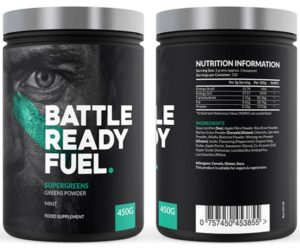 Battle Ready Fuel Super Greens