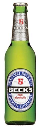 Becks Non-Alcoholic Beer