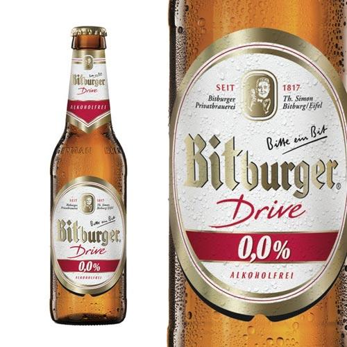 Bitburger Drive Non-Alcoholic Malt Beer