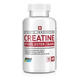 Body Fuel Creatine Ethyl Ester Pills
