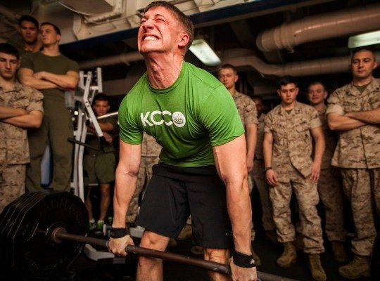bodybuilder vs marine corps test