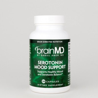 Brain MD Serotonin Mood Support