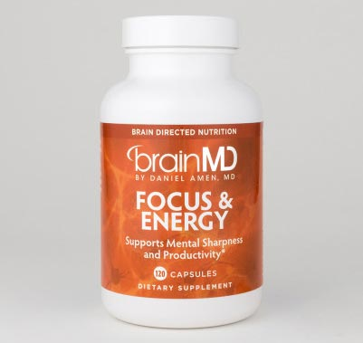 BrainMD Focus And Energy