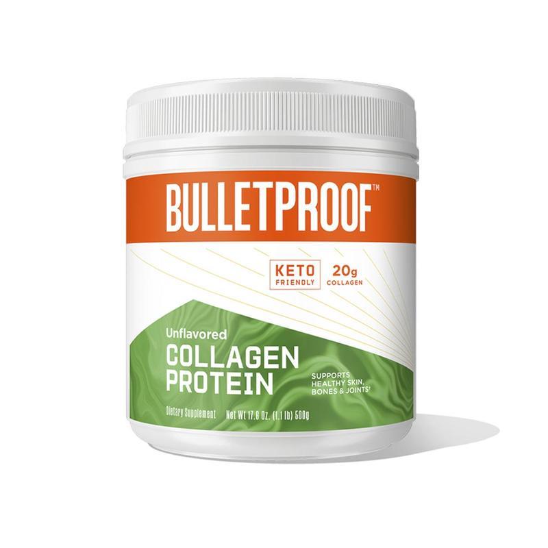 Bulletproof Coffee With Collagen
