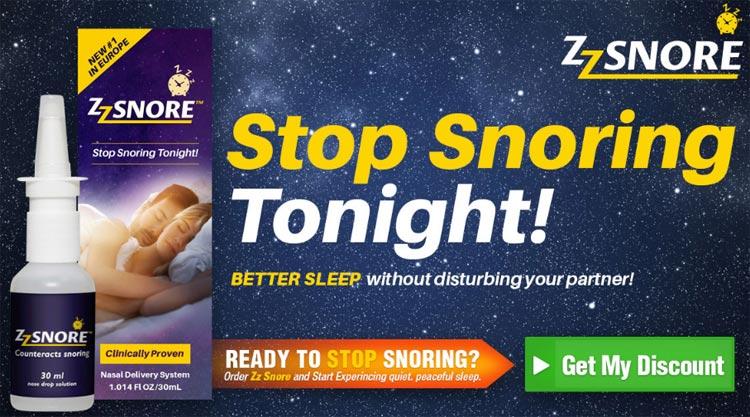Buy ZZ Snore