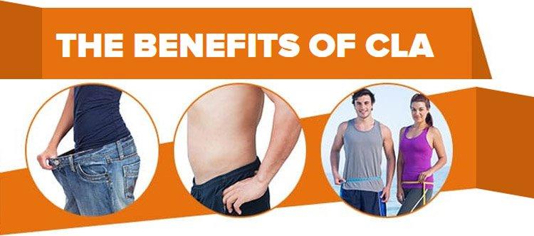 CLA Pills Benefits