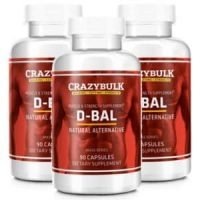 D-Bal Review – Legal Alternative To Dianabol From CrazyBulk
