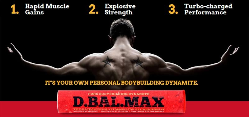 D-Bal MAX Review Results
