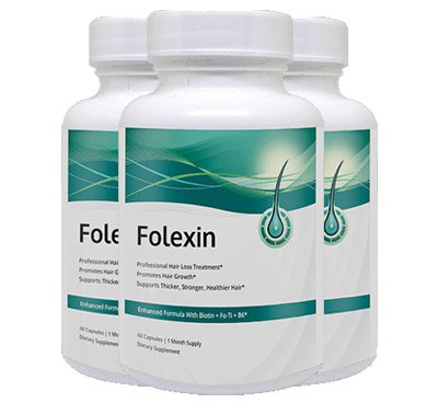 Best Hair Growth Products - Folexin