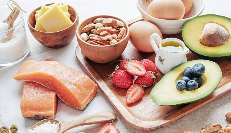 Food Items That Includes In Ketogenic Diet