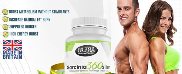 Garcinia 360 Slim Benefits