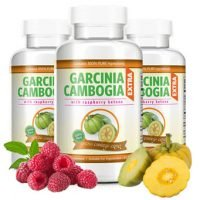 Garcinia Cambogia Extra: Weight Loss Supplement With Garcinia Cambogia And Raspberry Ketone