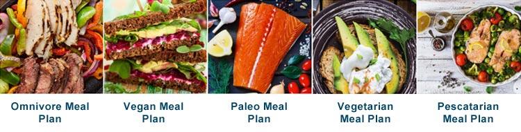 Healthy Meal Plans by Jillian Michaels