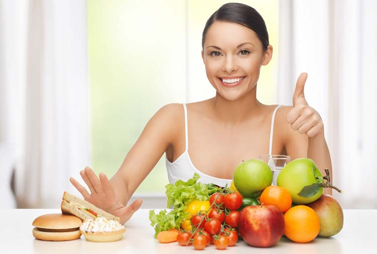 Healthy And Nutritional Diet Plans For Women