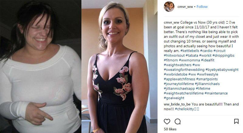 My Fitness by Jillian Michaels App Instagram Review