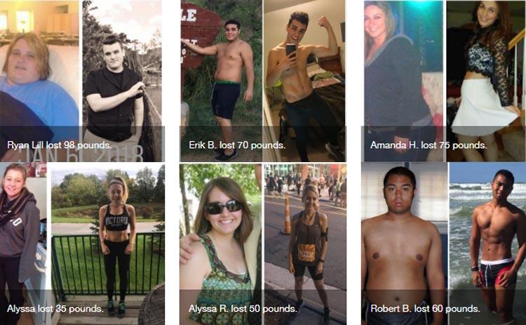 My Fitness by Jillian Michaels Results