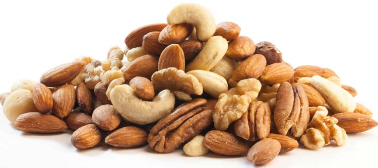 Nuts Provide Essential Nutrients Required For A Healthy Body