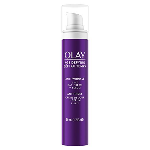 Olay Age Defying Anti-Wrinkle 2-in-1 Day Cream Plus Face Serum