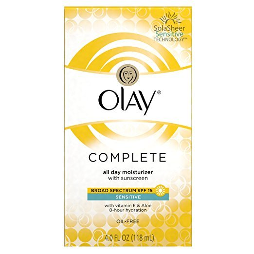 Olay Complete All Day Moisturizer With Sunscreen Broad Spectrum SPF 15