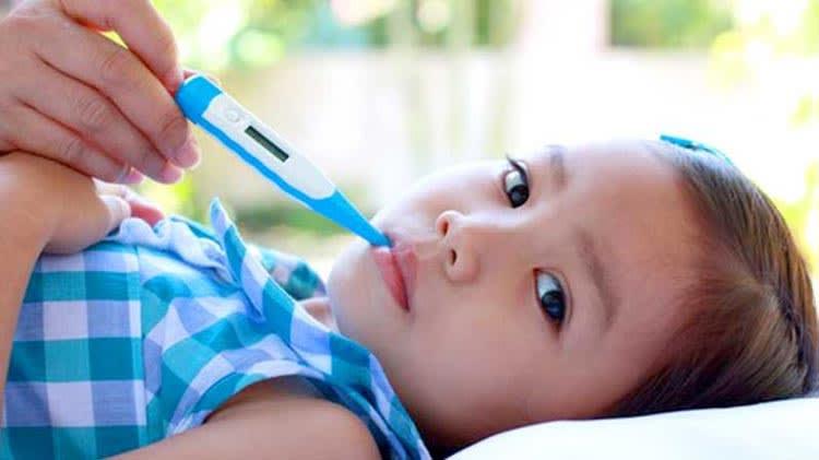 Oral Temperature Check