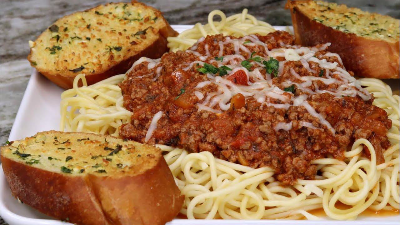 Pasta Bread