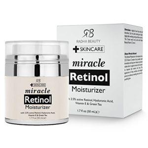 Radha Beauty Miracle Retinol Moisturizer