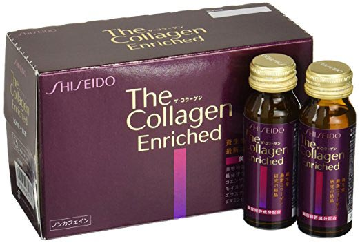 Shiseido The Collagen Enriched Drink