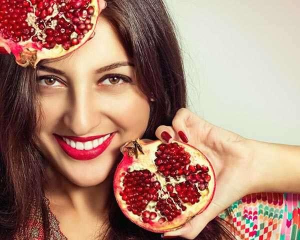 Skin & Hair Benefits of Pomegranate