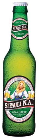 St Pauli German Non-alcoholic Beer