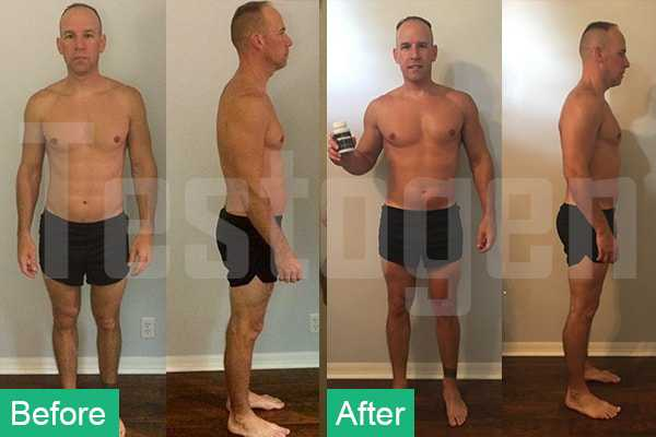 TestoGen Before After Pic Of Nolan