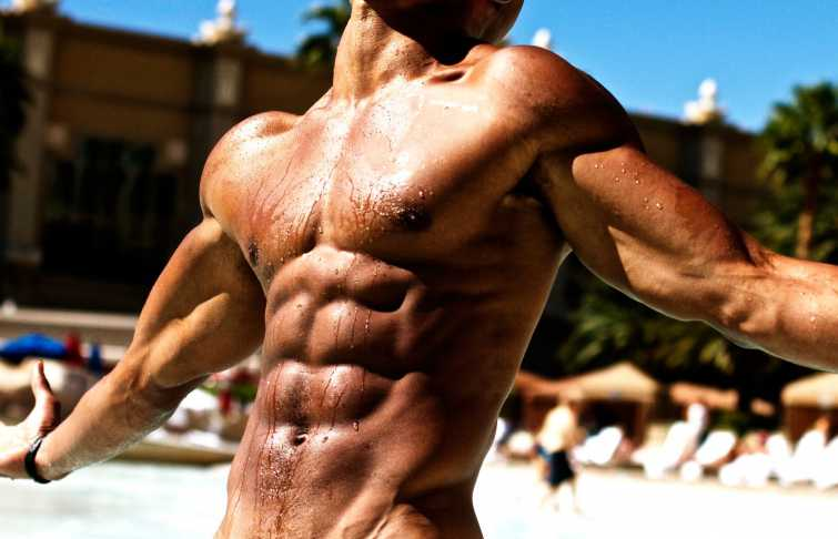 The Workout Plan To Getting Ripped In A Month